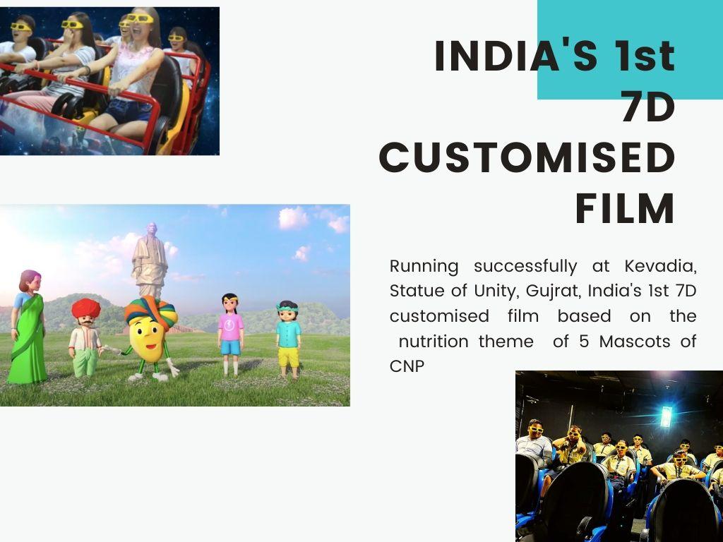 7d customised film